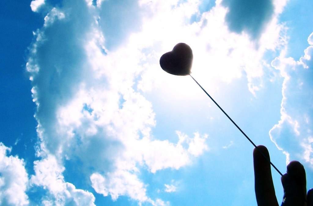 源源不絕的愛心,從天而降